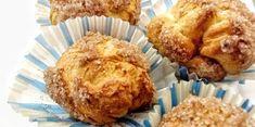 Kaneel croissant broodjes met verdwenen marsmellows - Knutselen in de Keuken
