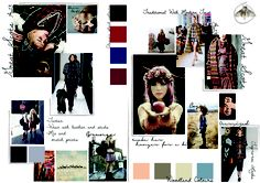 Trend Boards - Samantha Walford  *Young Designer *