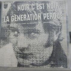 LA GENERATION PERDUE NOIR CÉST NOIR VINILO