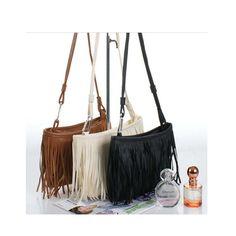 New Fashion Woman Famous Brand Tassel Shoudlder Bags Casual Women Messenger Bag High Quality Purse Cell Phone Crossbody Bag