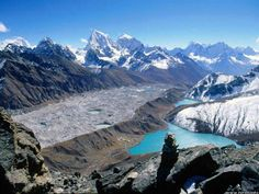 Nepal has been an increasingly popular destination these days! #Asia #travel #mountains #peace #serene
