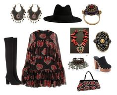 """""""Winter or summer"""" by em-appeal on Polyvore featuring Alexander McQueen, Gucci, Aquazzura, Yves Saint Laurent, Vintage and Forever 21"""