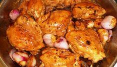 Kippendijen Op Grootmoeders Wijze recept | Smulweb.nl Food And Drink, Meat, Chicken, Om, Salads, Cubs