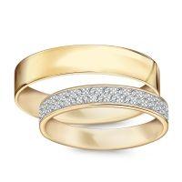 Złoto - Ślub - YES
