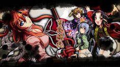 Hyakka Ryouran: Samurai Girls wallpapers: Samurai Girls