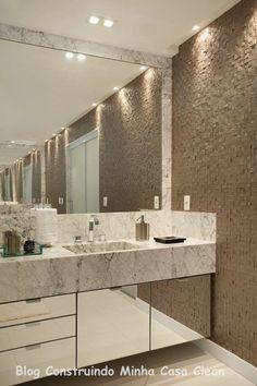 Construindo Minha Casa Clean: Casa Maravilhosa! Fachada e Interior Super Moderno!!!