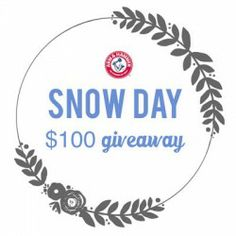 Snow day $100 giveaway I Heart Nap Time | I Heart Nap Time - Easy recipes, DIY crafts, Homemaking
