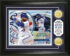 0a9e6134 AAA Sports Memorabilia LLC - Jose Bautista #BlueJays Photo Mint  (PHOTO9177K), $99.99