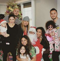 Joseann Offerman with her family