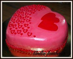 Tort serduszko
