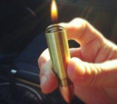 Bullet Lighter, yes!