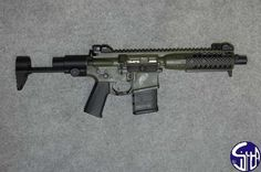 New PDW from LWRC: IC PSD
