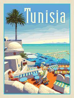 Dorm Art, Travel Crafts, Tourism Poster, Travel Scrapbook, Vintage Travel Posters, Vintage Advertisements, Places To Travel, Mediterranean Sea, Vintage Travel