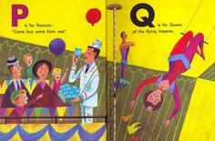Golden Gems: The Circus ABC