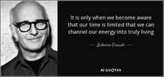 """Discover Ludovico Einaudi famous and rare quotes. """"It is only when we become aware that..."""""""