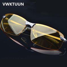 $8.41 (Buy here: https://alitems.com/g/1e8d114494ebda23ff8b16525dc3e8/?i=5&ulp=https%3A%2F%2Fwww.aliexpress.com%2Fitem%2FPolarized-Sunglasses-Night-Vision-Goggles-men-s-car-Driving-Glasses-Anti-glare-Gunmetal-Black-Alloy-Frame%2F32345613460.html ) VWKTUUN Polarized Sunglasses Men Night Vision Goggles Men's Fishing Driving Glasses Male Oculos Anti-Glare Sun glasses For Men for just $8.41