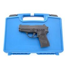 Sig Sauer P239 Semi-Automatic Pistol Find our speedloader now!  http://www.amazon.com/shops/raeind