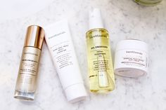 fashion-jackson-bareminerals-skinlongevity-blemish-remedy-cleanser-oil-obsessed-cleanser-bare-haven-moisturizer #SkinSoGood @bareminerals