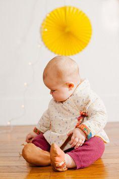 Cache coeur bébé Olga par BenedicteJoly sur Etsy