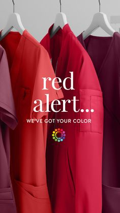 Shop Red Family Scrubs at uniformadvantage.com for some new red medical scrubs for work! Red Scrubs, Uniform Advantage, Medical Scrubs, Shades Of Red, Suits, Sweatshirts, Sweaters, Shopping, Color