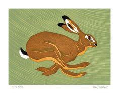 'Hurry Hare' by Robert Gillmor (rga9)