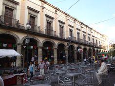Plaza de los Mariachis, el sitio del folclor mexicano en la Perla Tapatía, ubicado en pleno Centro Histórico de Guadalajara sobre la famosa Calzada Independencia.