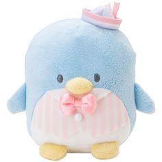 タキシードサム ぽちゃぐるみ ❤ liked on Polyvore featuring stuffed animals, plushies and fillers