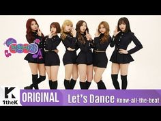 Let's Dance: GFRIEND(여자친구)_The Girl Group with Synchronized Moves!_FINGERTIP - YouTube