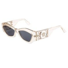 GIANNI VERSACE SUNGLASSES MOD 421/B COL 924 | From a collection of rare vintage sunglasses at https://www.1stdibs.com/fashion/accessories/sunglasses/