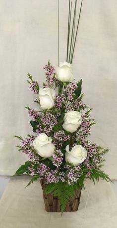 101 Cute Spring Flower Arrangements Ideas That You Need To Know - Flowers are used for all types of occasions and celebrations. They can offer you beauty and elegance to any room you choose. You can bring in fresh sp. Valentine Flower Arrangements, Spring Flower Arrangements, Creative Flower Arrangements, Funeral Flower Arrangements, Beautiful Flower Arrangements, Silk Flower Arrangements, Spring Flowers, Beautiful Flowers, Beautiful Beautiful