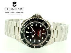 Steinhart Ocean 1 Vintage Red