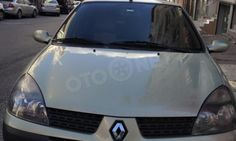 CLIO CLIO AUTHENTIQUE BAZ 1.5 DCI 2003 Renault Clio CLIO AUTHENTIQUE BAZ 1.5 DCI