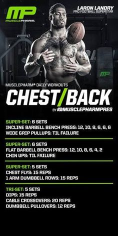 Good workout plans that are truly practical for beginners, both gentlemen and women to lose weight. Try the workout exercise pinned image ref 8203073043 today. Chest Workouts, Fun Workouts, At Home Workouts, Musclepharm Workouts, Weight Lifting, Chest And Back Workout, Weight Training Workouts, Body Training, Back Exercises