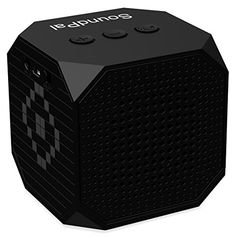 Bluetooth Speakers, SoundPal Cube F1 5 Watt Bluetooth Speaker Compatible with all Bluetooth Devices SoundPal http://www.amazon.com/dp/B00V6QDTD2/ref=cm_sw_r_pi_dp_i-7vvb0SV54JD
