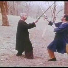 Cheng Man Ching – Tai Chi Sword Training