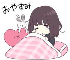 Menhera-chan.4 SD | Yabe-LINE貼圖代購 | 台灣No.1,最便宜高效率的代購網 Anime Neko, Kawaii Anime Girl, Cute Anime Chibi, Cute Anime Pics, Anime Girl Cute, Beautiful Anime Girl, Anime Art Girl, Sad Anime, Anime Stickers