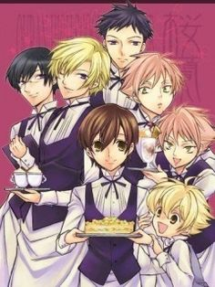 Ouran High School Host Club images Host_Club wallpaper and ...