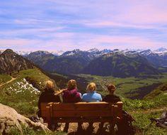 Bad Kissinger Hütte,Am Aggenstein Grän, Tirol, Austria Tirol Austria, Adventure Travel, Mountains, Nature, Naturaleza, Nature Illustration, Off Grid, Bergen, Natural