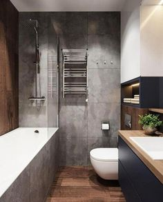 23 Clever DIY Christmas Decoration Ideas By Crafty Panda Man Bathroom, Modern Bathroom, Master Bathroom, Bathroom Design Small, Bathroom Interior Design, Bathroom Designs, Apartment Interior, Home Interior, Home Room Design