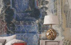 Home - Stiltapeten Designer, Sconces, Wall Lights, Artist, Leo, Painting, Wallpapers, Inspiration, Home Decor