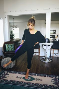 at home butt and legs workout