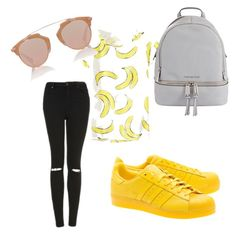 Designer Clothes, Shoes & Bags for Women Adidas Originals, Christian Dior, Topshop, Michael Kors, Shoe Bag, Polyvore, Stuff To Buy, Outfits, Shopping