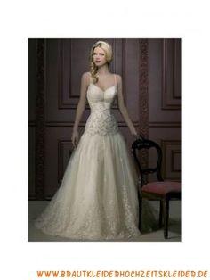 2011 glamoures Brautkleid für Prinzessin
