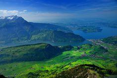 Lake Luzern - Switzerland