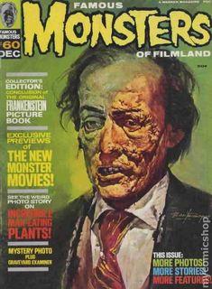Famous Monsters of Filmland Magazine #60