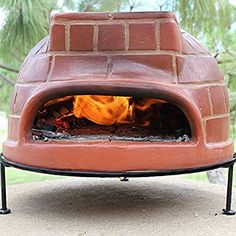 RAVENNA Authentic Wood-Fired Clay Pizza Oven (Red Brick Style) Review