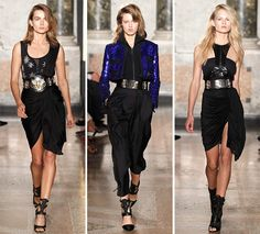 Emilio Pucci Spring/Summer 2014 RTW - Milan Fashion Week  #MFW #fashionweek #MilanFashionWeek