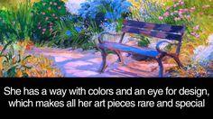 Judith Barath Arts Oil Paintings