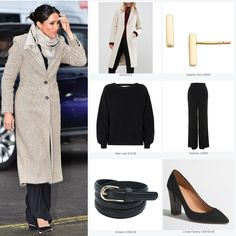 Steal Meghan Markle's Brixton outfit for less. Click to shop