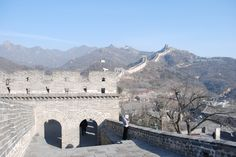 Great Wall of China - This was truly an amazing sight and one heck of a climb!